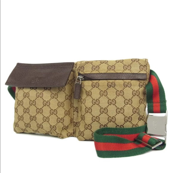 280e1e806 Gucci Bags | Authentic Waist Bag Fanny Pack Bum Bag | Poshmark